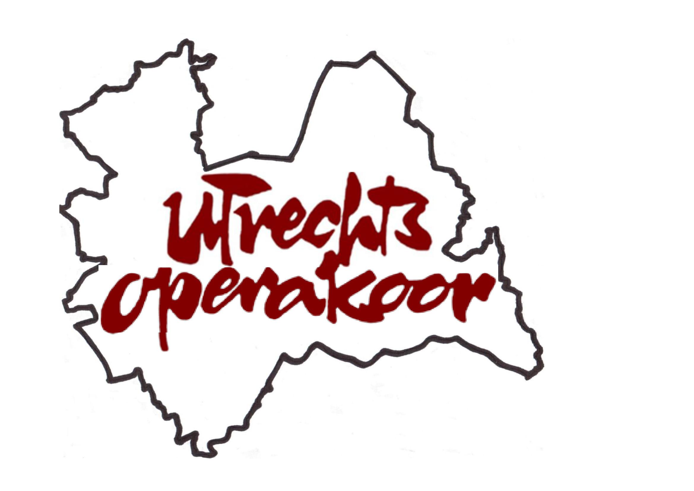 Logo Utrechts Operakoor